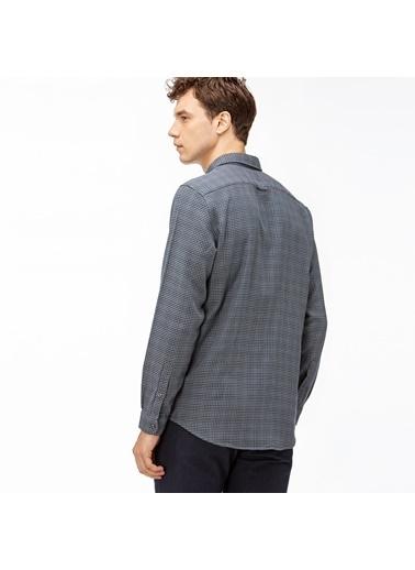 Lacoste Erkek Regular Gömlek CH2035.35L Lacivert